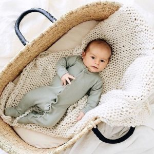 Wholesale Organic Baby Clothing Niche