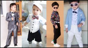 Buying Clothes for Boys