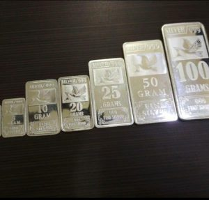 Short Informative Guidelines on the Forms of Silver Bar to Purchase